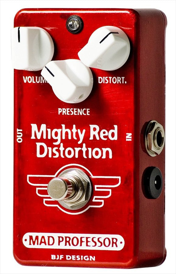 Buy Mad Professor Mighty Red Distortion Hand Wired BJF Online