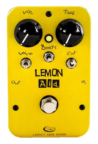 Buy Rockett Lemon Aid Booster/ Preamp Online