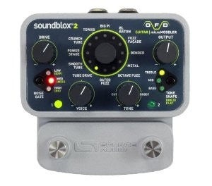 Buy Source Audio Soundblox 2 OFD Guitar microModeler Online
