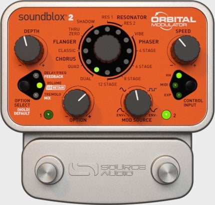 Buy Source Audio Soundblox 2 Orbital Modulator Online