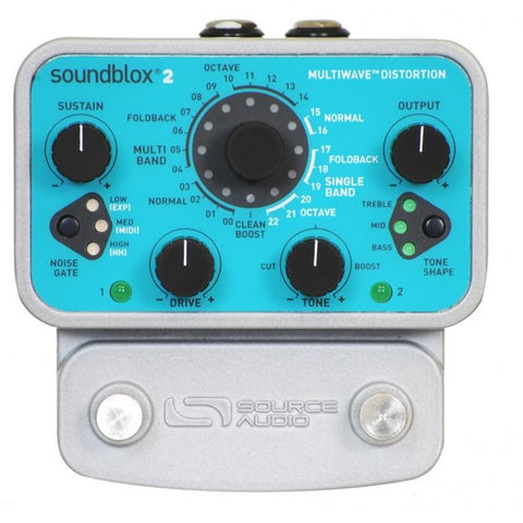 Buy Source Audio Soundblox 2 Multiwave Distortion Online