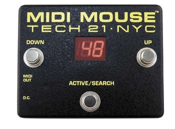 Buy Tech 21 Effects MIDI Mouse Online