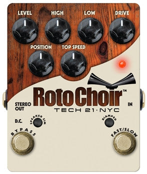Buy Tech 21 Effects Roto Choir Online