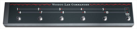 Buy Voodoo Lab Commander Midi Footswitch Controller Online