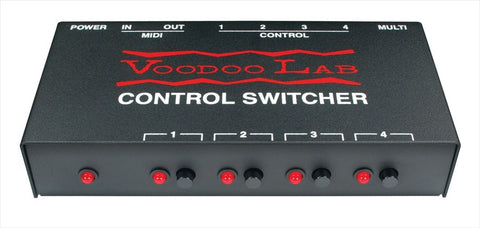 Buy Voodoo Labs Control Switcher Online