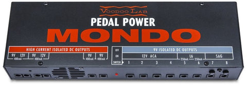Buy Voodoo Lab Pedal Power MONDO Online