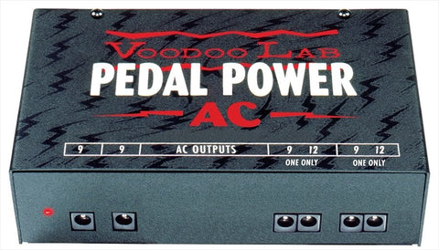 Buy Voodoo Labs Pedal Power AC Power Supply Online