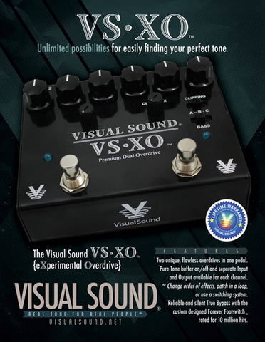 Buy Visual Sound VS-XO Online