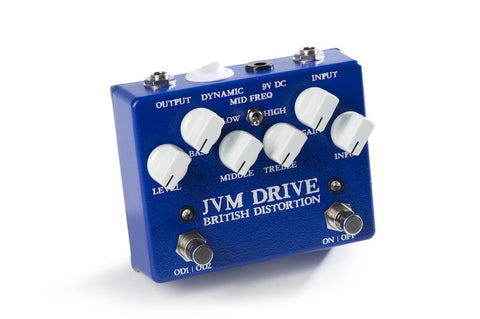 Buy Weehbo Guitar Products JVM Drive Online
