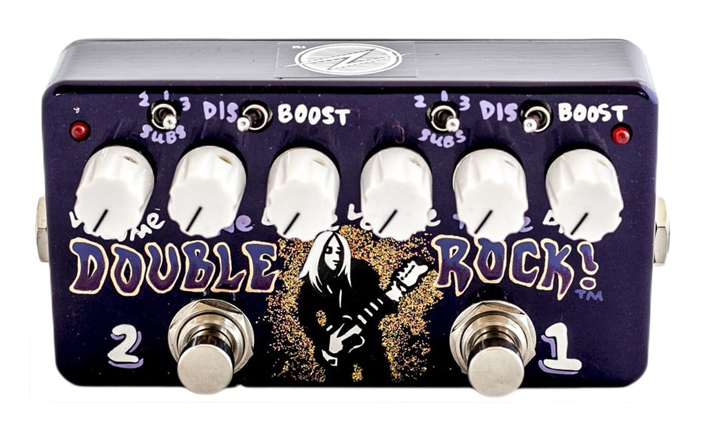 Buy ZVEX EFFECTS Double Rock Online