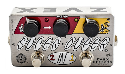 Buy ZVEX EFFECTS Vexter Super Duper Online