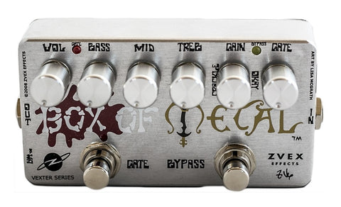 Bu ZVEX EFFECTS Vexter Box of Metal Online