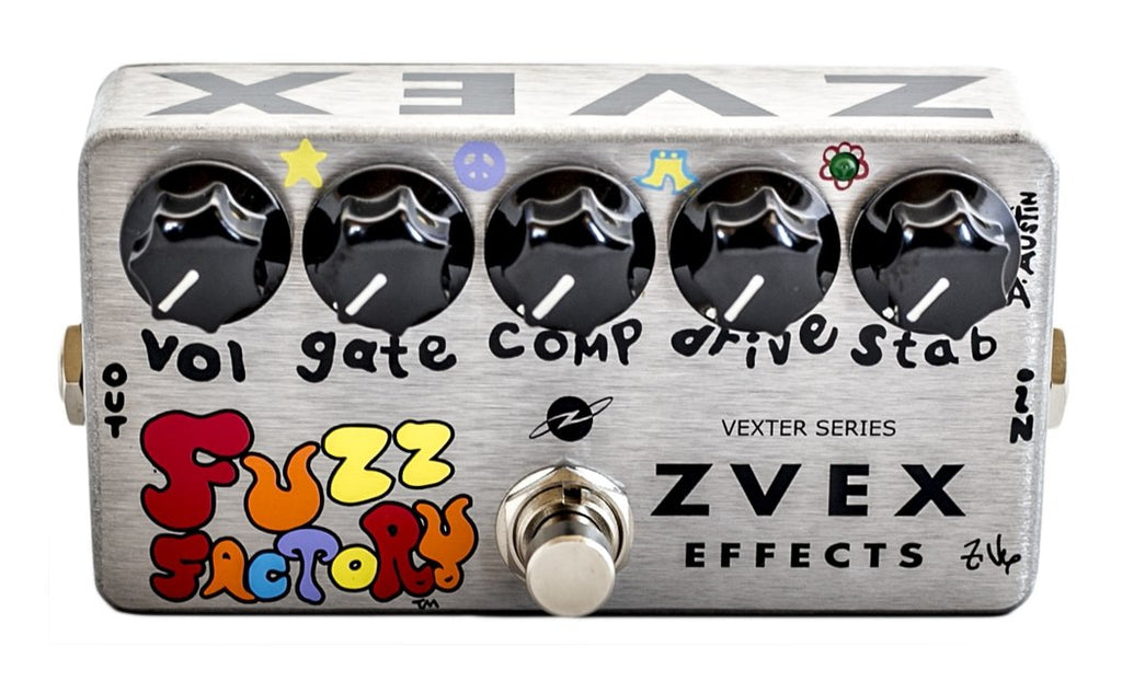 Buy ZVEX EFFECTS Vexter Fuzz Factory Online