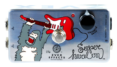 Buy ZVEX EFFECTS Vexter Super Hard On Online