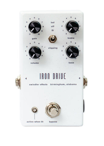 Buy Swindler Effects Iron Drive Functionalist Online