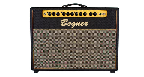 Bogner Amplification Shiva 1x12 Closed Ported Combo With Reverb and 6L6 Tubes