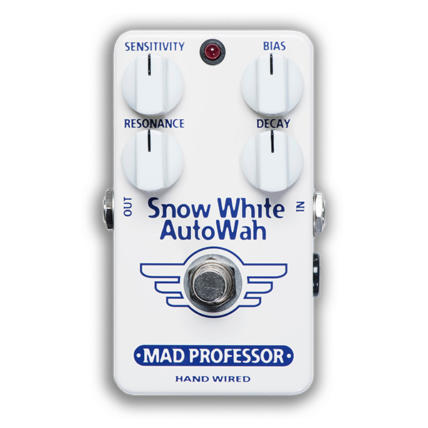 Mad Professor Snow White Auto Wah Hand Wired