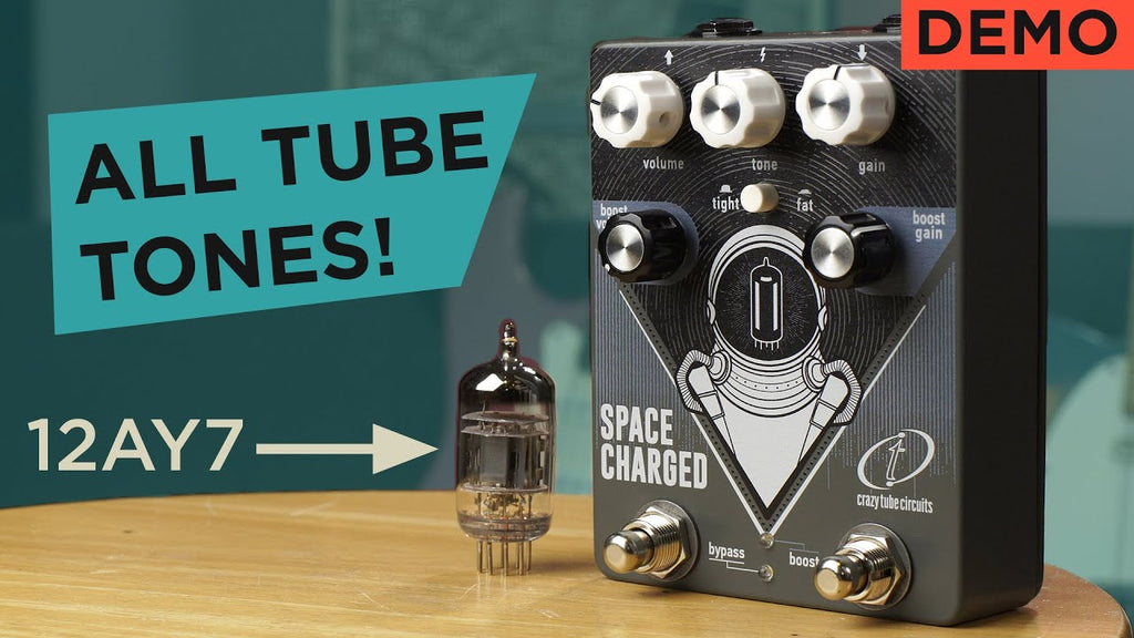 Crazy Tube Circuits Space Charged V2