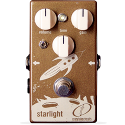 Crazy Tube Circuits Starlight Fuzz Distortion