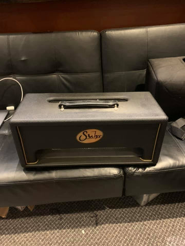 Suhr Badger Head Empty Cabinet with cover