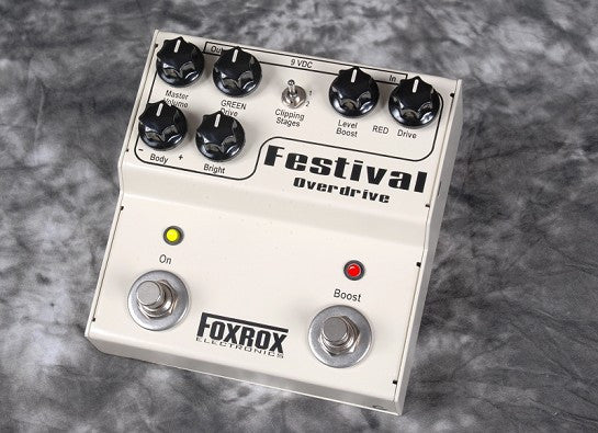 Buy Foxrox Electronics Festival Overdrive Online