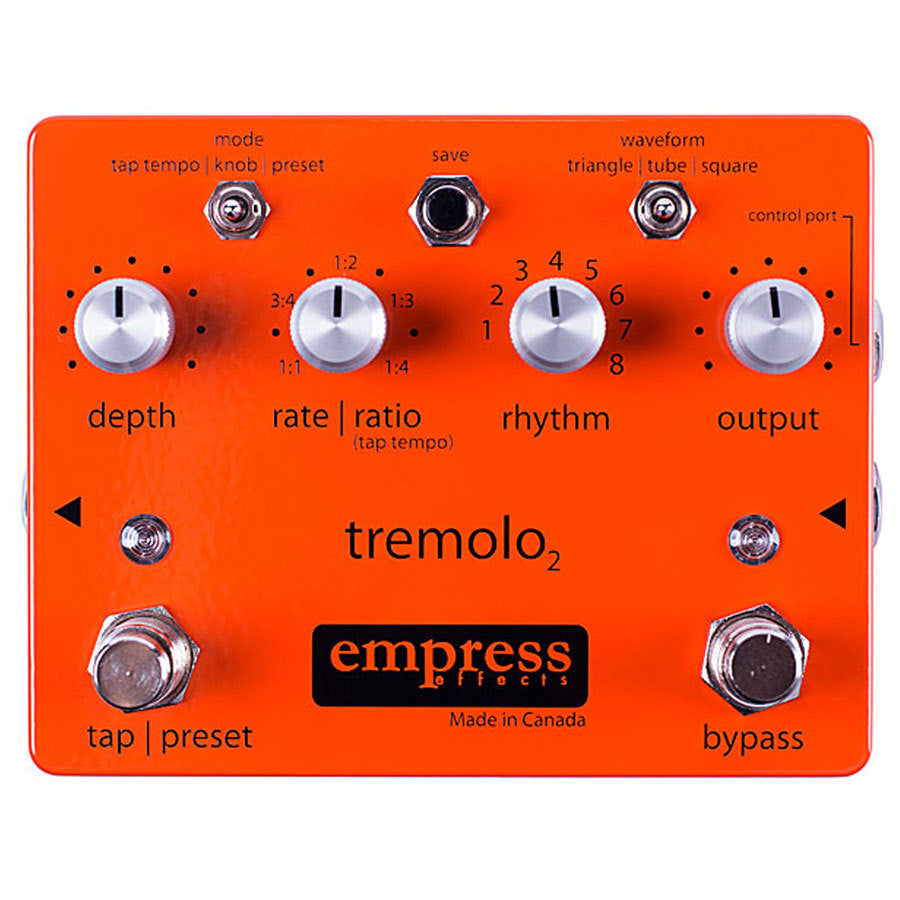 Empress Effects Tap Tremolo2