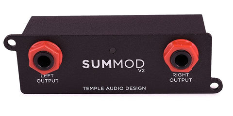 Temple Audio Sum V2