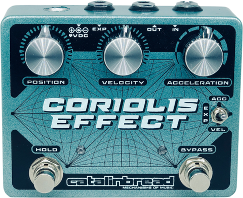 Catalinbread Effects The Coriolis