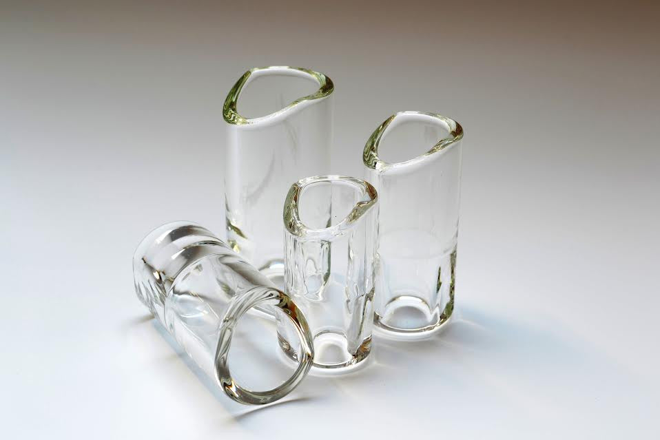Buy The Rock Slide Clear Glass Online
