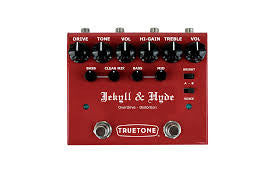 Buy Visual Sound Jekyll & Hyde Overdrive/Distortion Online