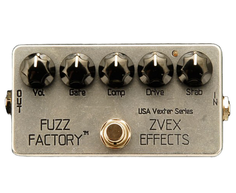 "Buy Zvex Effects Fuzz Factory ""USA Vexter Series"" Online"