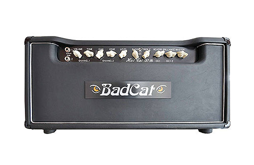 Bad Cat Amplification