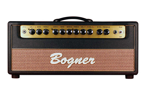 Bogner Amplification