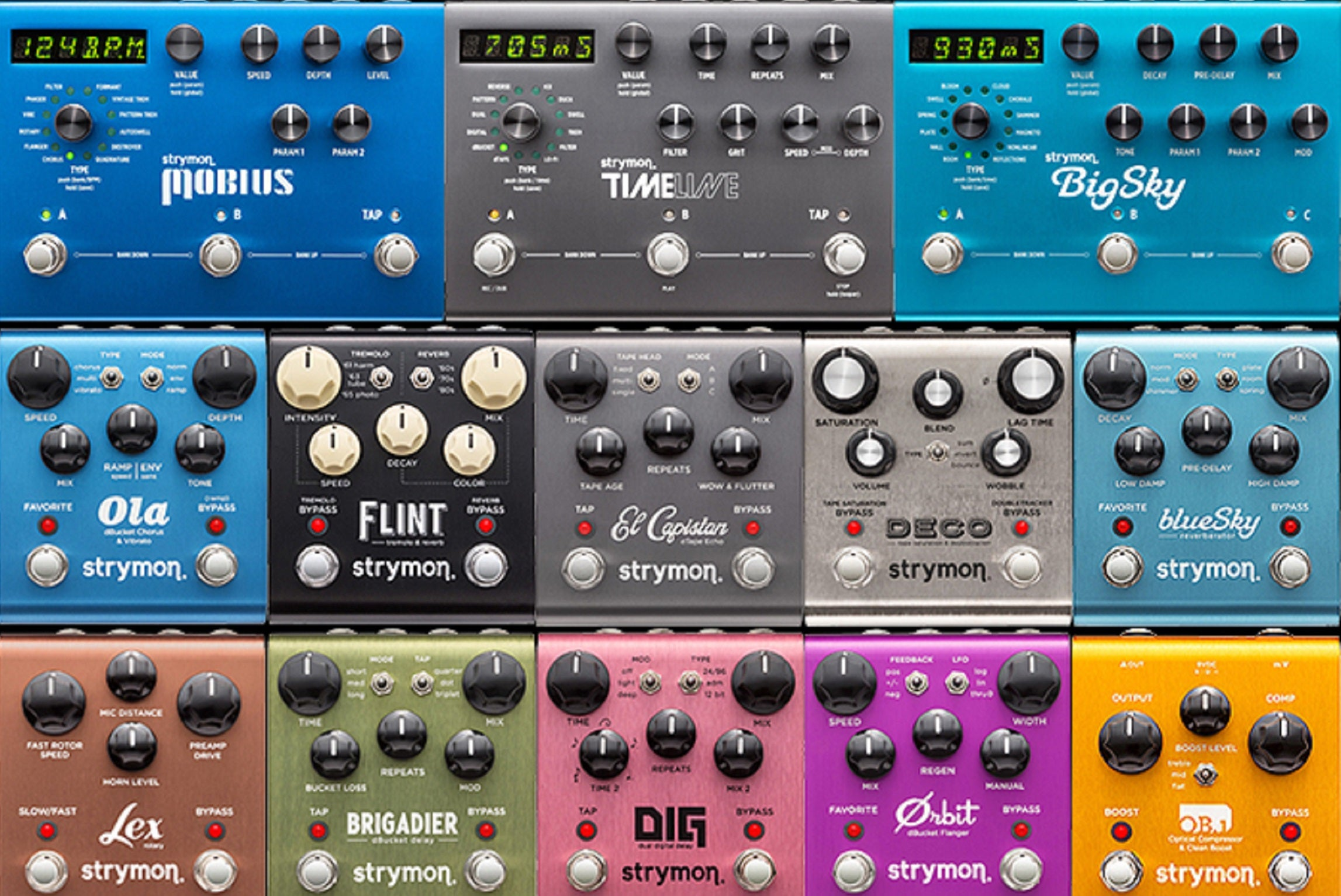 Strymon Engineering