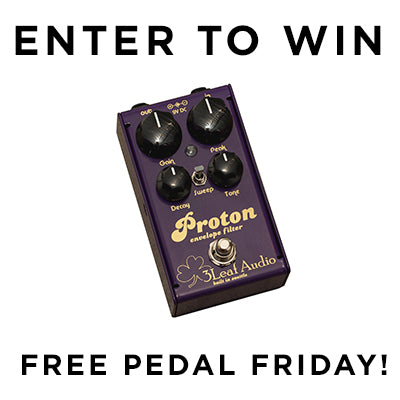 Enter To Win! Free Pedal Friday