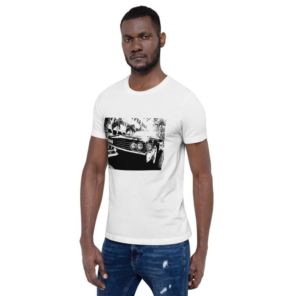 The Continental Short-Sleeve Unisex T-Shirt