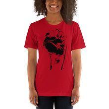 Load image into Gallery viewer, Black Fist by Artikle Blak Short-Sleeve Unisex T-Shirt