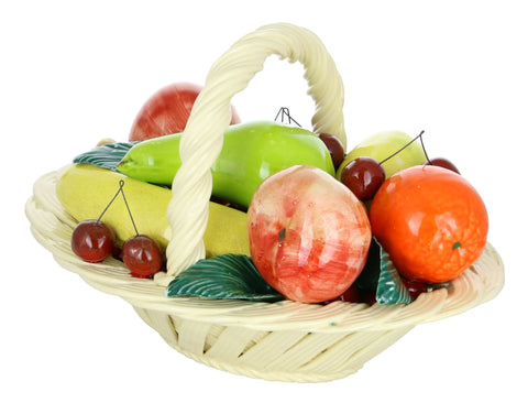 13X9 FRUIT BASKET W/ HANDLE