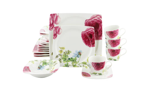 20-PC DINNERWARE SET