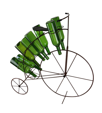 32X31 TRICYCLE HOLDING 8 BOTTLES