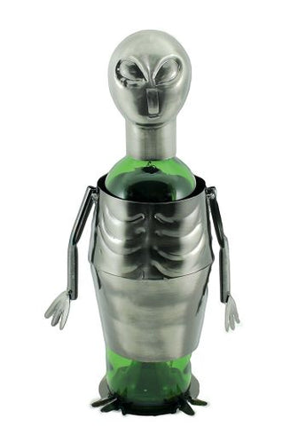 BOTTLE HOLDER, ALIEN