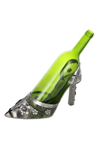 10X7 BOTTLE HOLDER, LADY SHOE