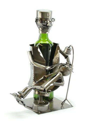 WINE BOTTLE HOLDER, DENTIST