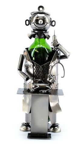 BOTTLE HOLDER, VETERINARIAN