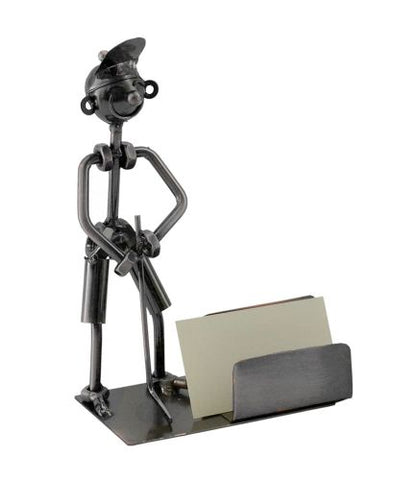 5X7 BUSINESS CARD HOLDER, GOLFER