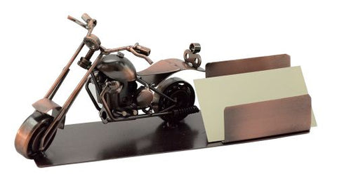 8X3 BUSINESS CARD HOLDER, MOTORCYCLE