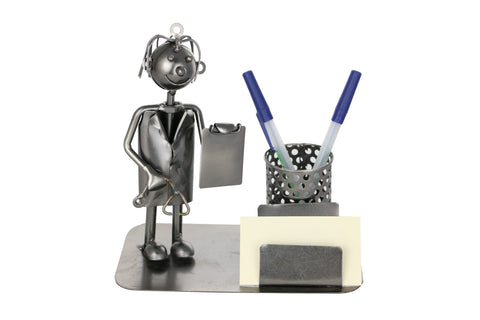 7X7 PEN & BIZ CARD HOLDER, DOCTOR