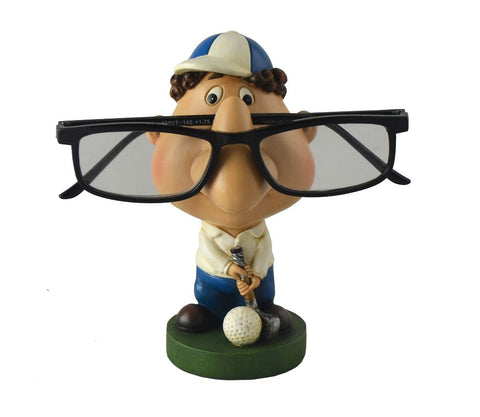 "5"" GOLFER EYEGLASS HOLDER"