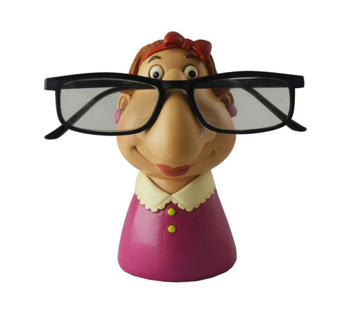"5"" GRANDMA EYEGLASS HOLDER"