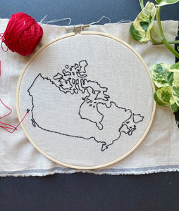 Custom hoop collection ❞ Canada